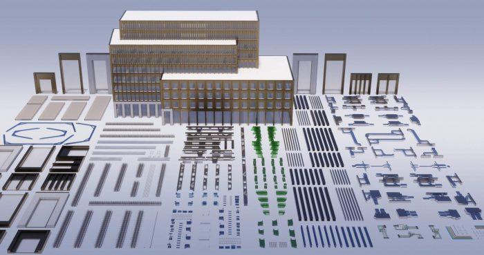 Platform-DfMA - the future of construction?